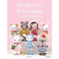 Amigurumi Arkadaşlar - Khuc Cay Türkçe
