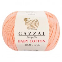 Gazzal Baby Cotton 3412 Yavruağzı 10'lu Paket