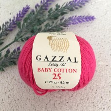 Gazzal Baby Cotton 25