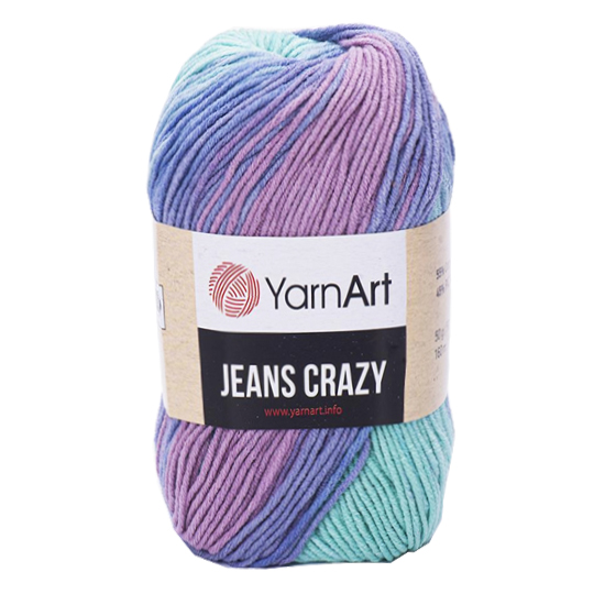 Yarnart Jeans Crazy