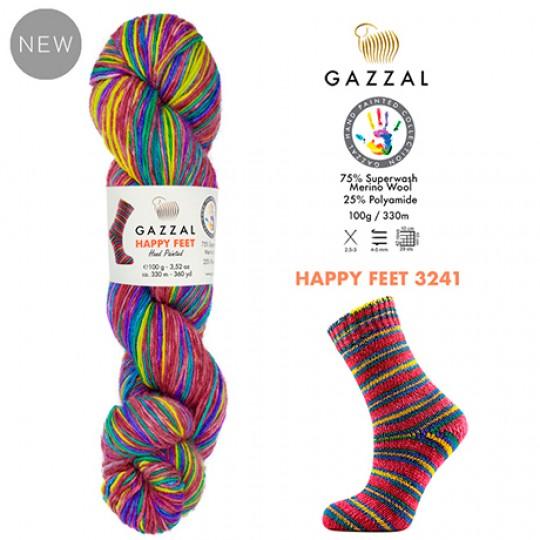 Gazzal Happy Feet