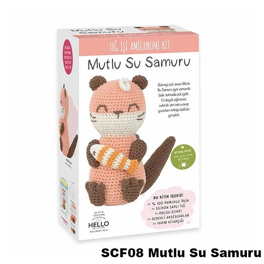SCF08 Mutlu Su Samuru