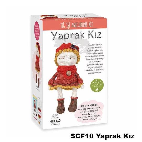 SCF10 Yaprak Kız