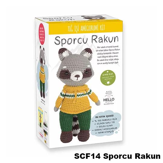 SCF14 Sporcu Rakun