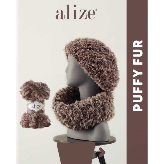 Alize Puffy Fur